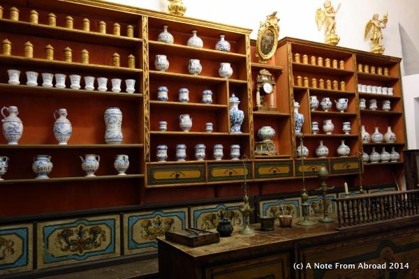 Apothocary Museum