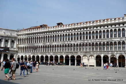 San Marco Square (UNESCO World Heritage Site)