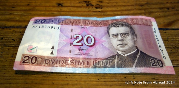 Money of Lithuania