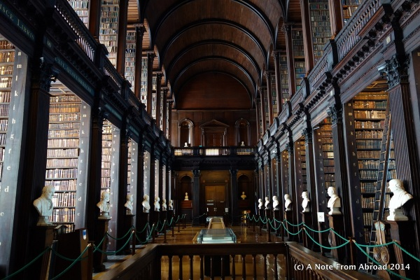 Old Library - Trinity College, Dublin