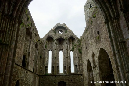 Remains of Cathedral