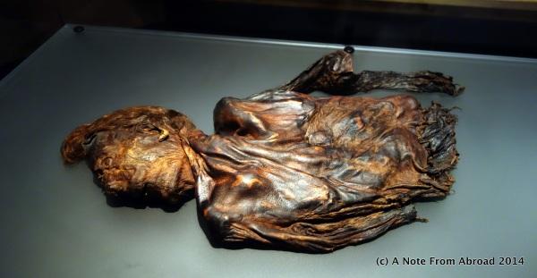 Bog Body ~ Clonycavan Man 392-201 BC