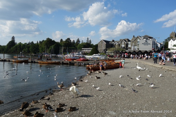 Bowness Harbor