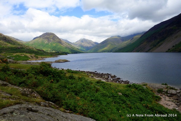 Wastwater Lake