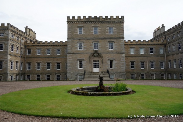 Mellerstain House