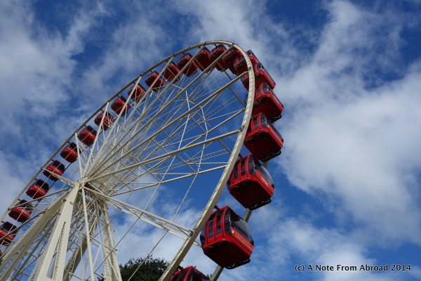 Giant carousel