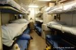 Crews bunks