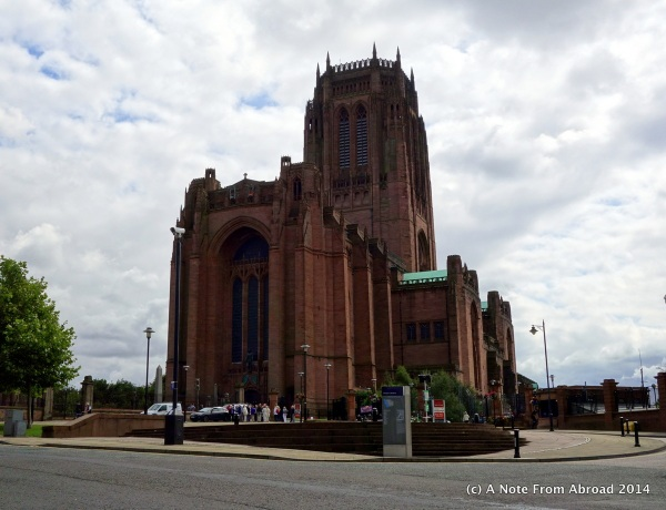 Anglican Liverpool Cathedral