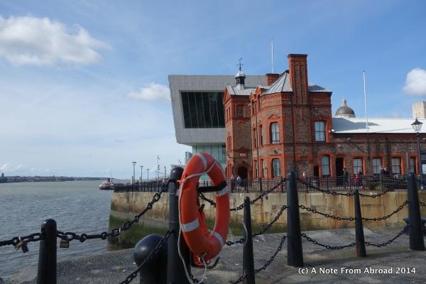 Mersey River Bank