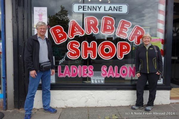Penny Lane Barber Shop