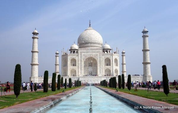 Taj Majal ~ Agra, India