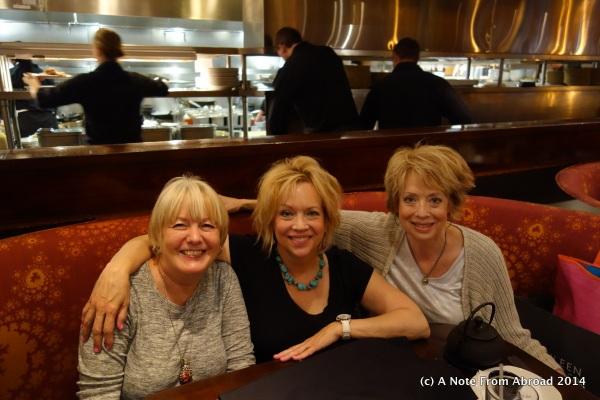 Joanne, Mary Beth and Karen