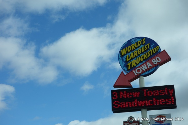 The World's Largest Truck Stop