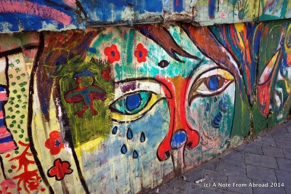 Street art ~ Bratislava, Slovakia