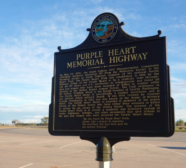 Purple Heart Memorial Highway