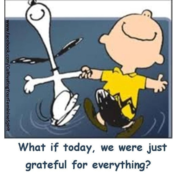 I am grateful for my life, my family, but especially for my friends!