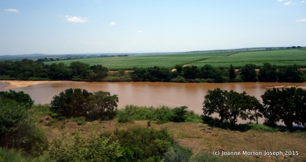 River in Swaziland