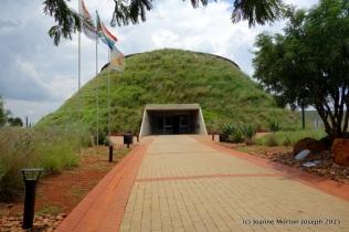 Maropeng Visitors Center