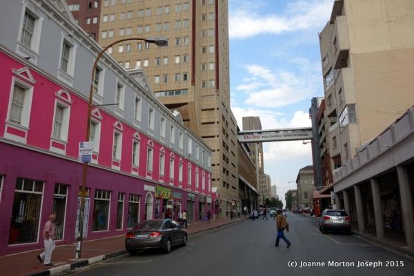 Downtown Johanessburg