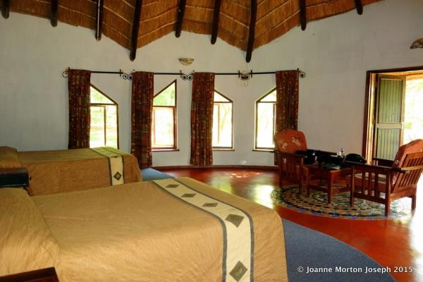 Bedroom at Hippo Creek