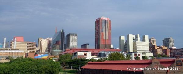 Johannesburg, South Africa skyline