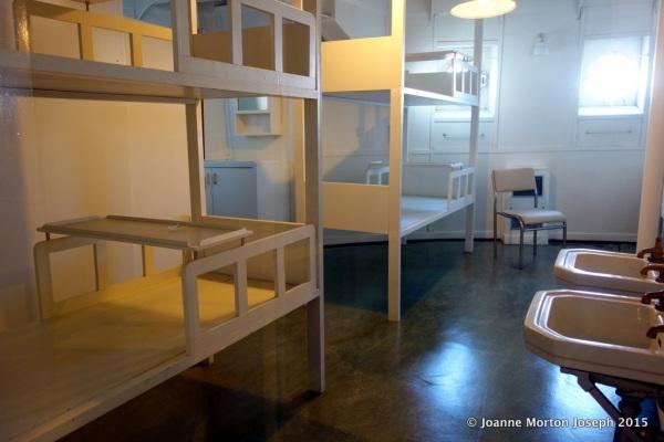 Infirmary and quarantine center