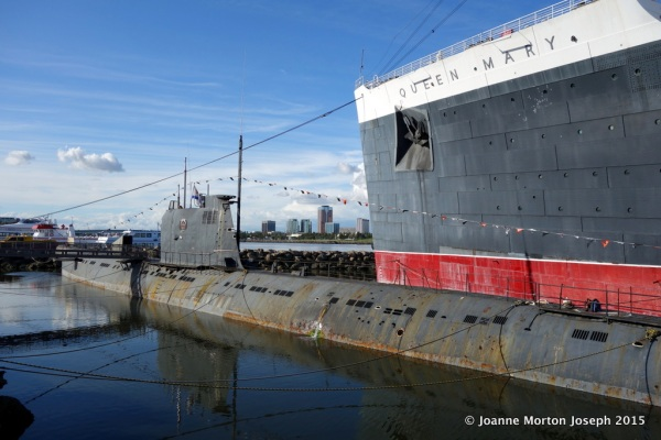 Russian Scorpion Submarine