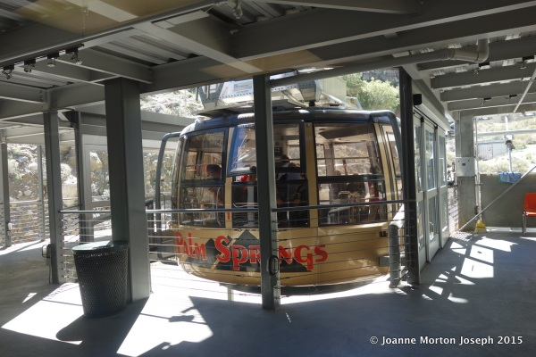 One of only three rotating tramways in the world