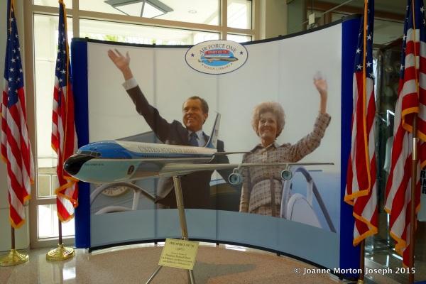 President Richard and Pat Nixon