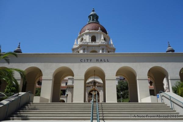 City Hall, Pasadena