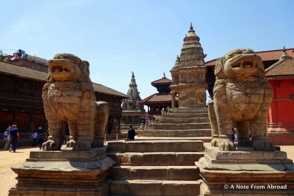 Kathmandu, Nepal ~ My heart goes out to you today (5/6)