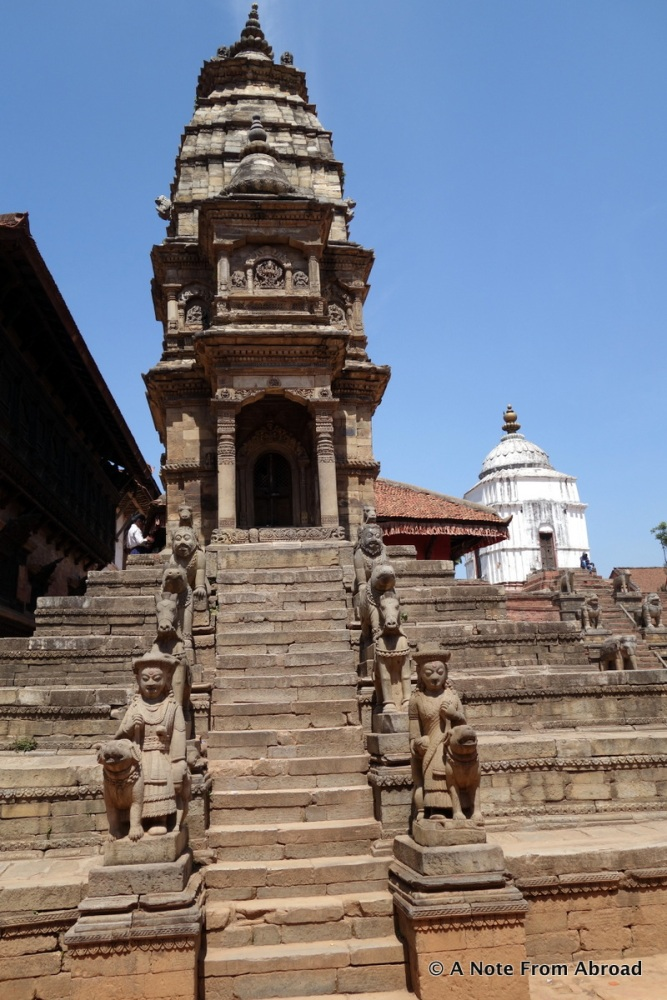 Kathmandu, Nepal ~ My heart goes out to you today (2/6)