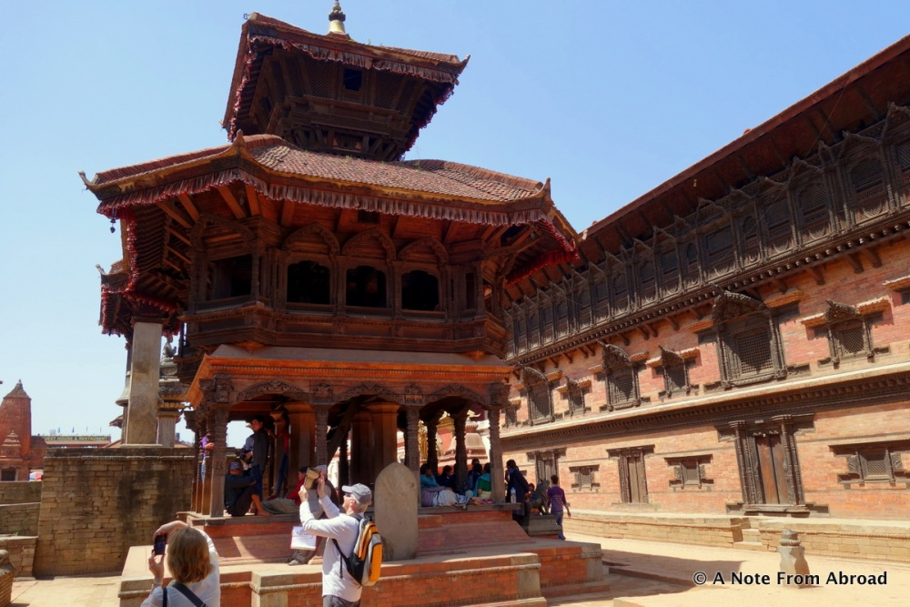Kathmandu, Nepal ~ My heart goes out to you today (6/6)