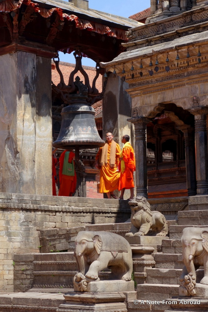 Kathmandu, Nepal ~ My heart goes out to you today (1/6)