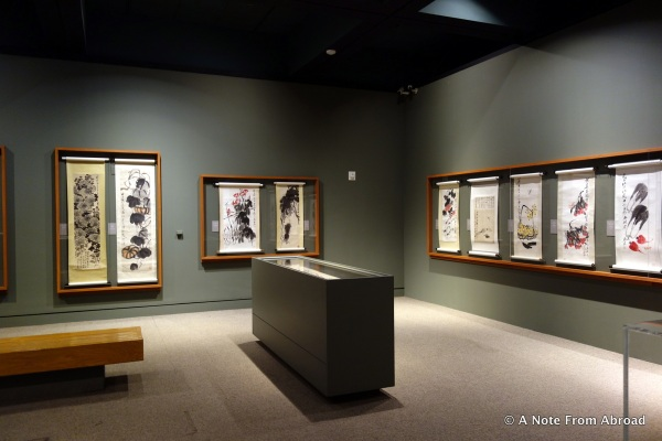 Qi Baishi Exhibit