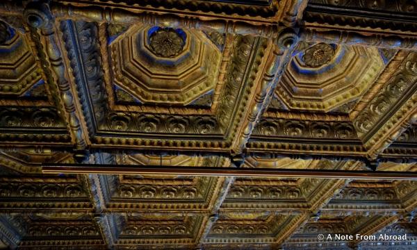 Ceiling #1