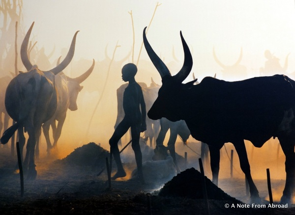 The Dinka of South Sudan
