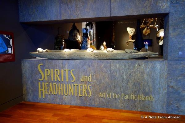 Spirits and Headhunters!
