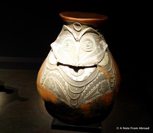 Sago storage jar - 20th century
