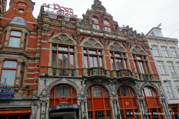 Die Port van Cleve Hotel