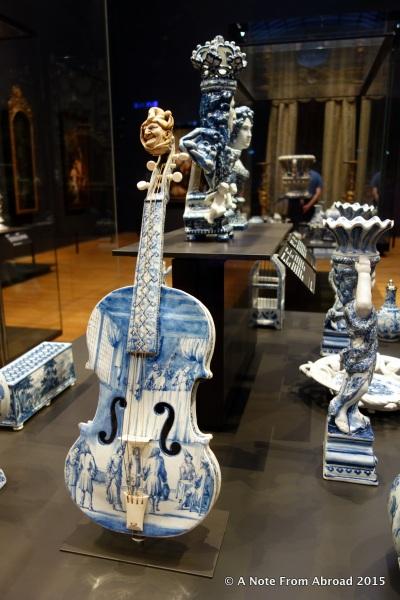 Delft (?) ceramic