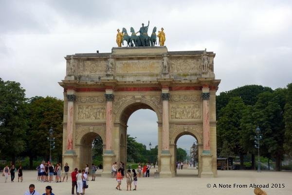 Napoleon Arch