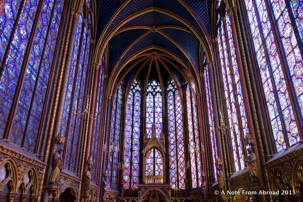 St Chapelle Cathedral