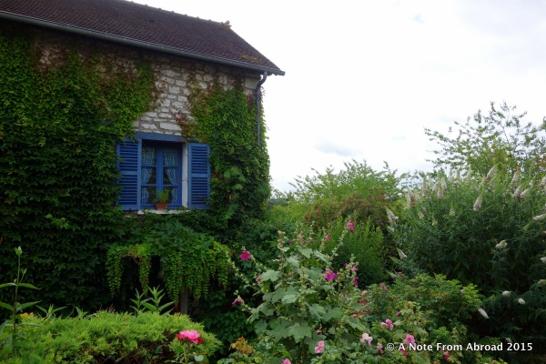 Giverny home