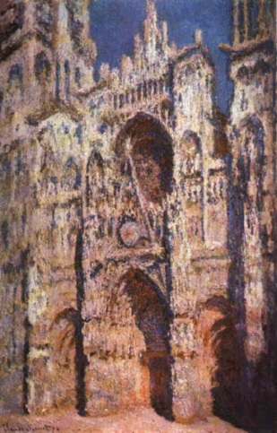Rouen Cathedral by Monet