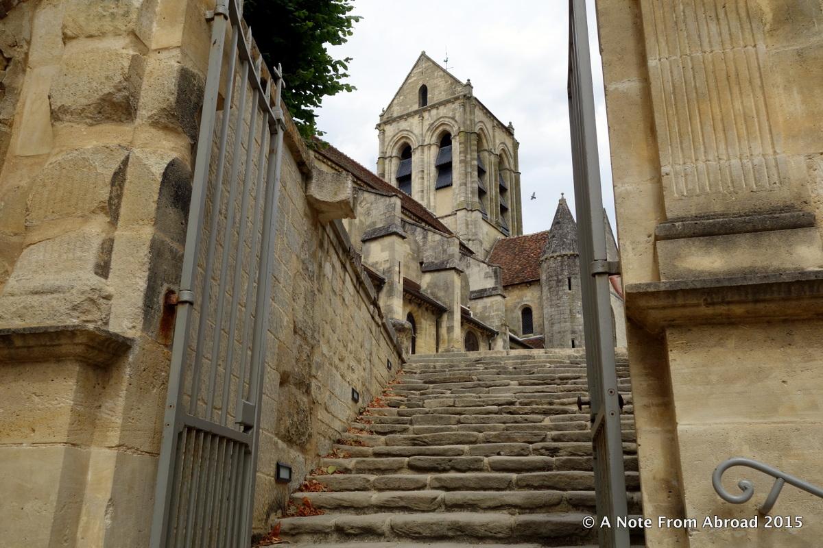 France ~ Tracing Vincent Van Gogh\'s final days in Auvers-Sur-Oise ...