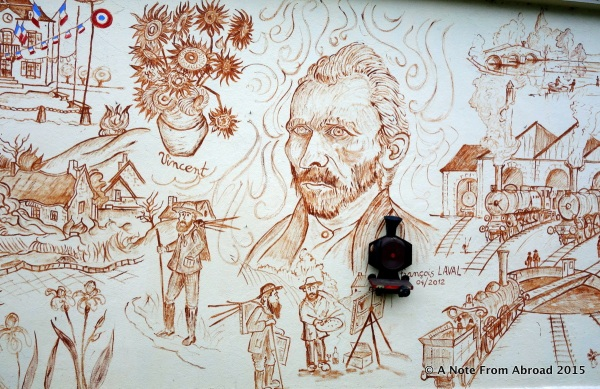 The story continues about Vincent Van Gogh
