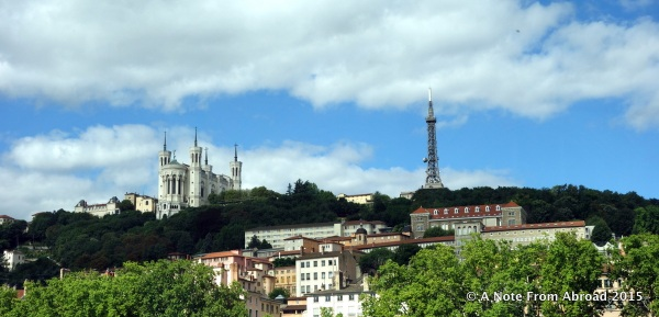 Lyon, a tale of two cities