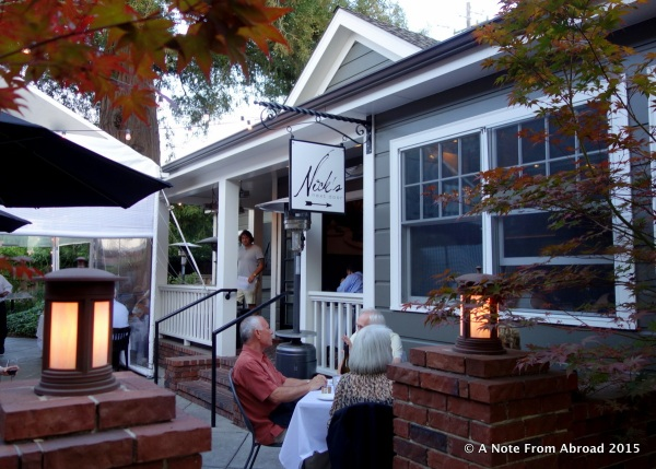 Nick's Next Door - If you are in Los Gatos, be sure to give them a try - Excellent food and service!