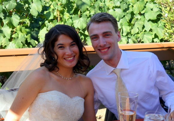 Mr. and Mrs. Ian and Nadia Kennedy